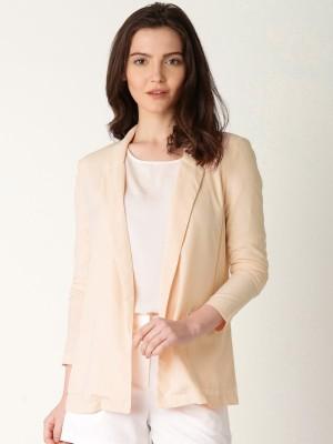 Dressberry Full Sleeve Self Design Women's Jacket