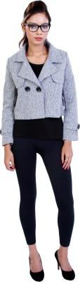 Ameri Full Sleeve Self Design Women's Jacket