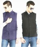 RPB Sleeveless Solid Men's Jacket