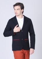 Status Quo Full Sleeve Solid Mens Jacket