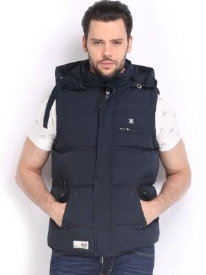 883 Police Sleeveless Solid Men's Jacket