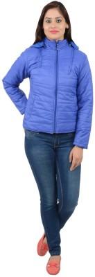 Neenus Full Sleeve Self Design Women,s Jacket