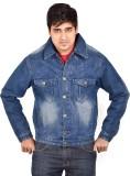 Indigen Full Sleeve Solid Men's Jacket