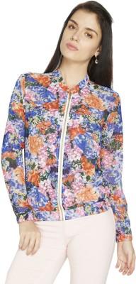 Globus Full Sleeve Floral Print Women's Jacket