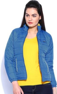 Harvard Full Sleeve Solid Women's Jacket at flipkart