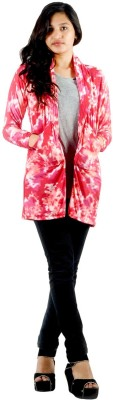 Vogue4all Full Sleeve Printed Women,s Quilted Jacket
