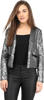 Miss Chase Full Sleeve Solid Women's Jacket
