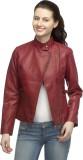 Ess Cee Full Sleeve Solid Women's Jacket