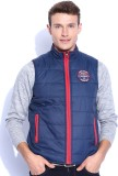Harvard Sleeveless Solid Men's Jacket