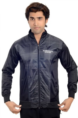 Parv Collections Full Sleeve Checkered Men's Jacket