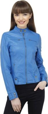 Pab Jules Full Sleeve Solid Womens Jacket
