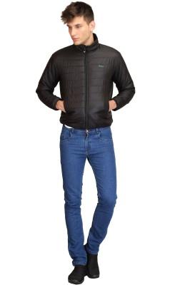 Plutus Full Sleeve Solid Mens Jacket