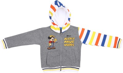 Trends_In Full Sleeve Embroidered Baby Boys Jacket