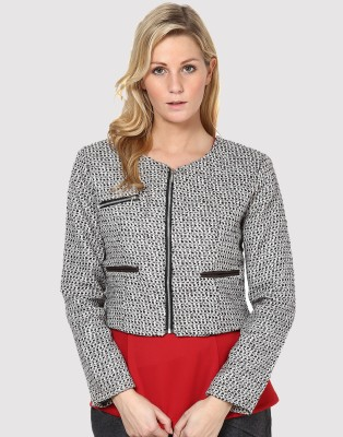 Martini Full Sleeve Solid Women's Jerkin Jacket