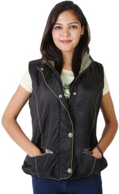 Asst Sleeveless Solid Women's Jacket