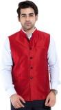 Mild Kleren Sleeveless Solid Men's Jacke...