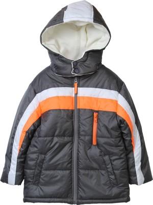 Beebay Full Sleeve Striped Boy's Jacket