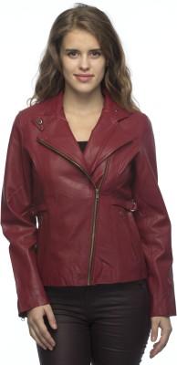 Chik Fab Full Sleeve Solid Women's Short Jacket