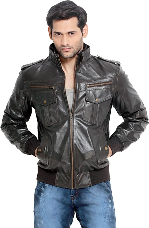 London Bee Full Sleeve Solid Men's Jacket