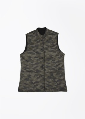 Pepe Jeans Sleeveless Printed Men's Jacket
