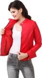 RoseBella Full Sleeve Solid Women's Jack...