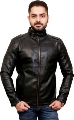 Verdioz Full Sleeve Solid Men's Jacket