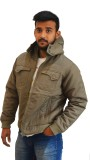 WHODUNIT Full Sleeve Solid Men's Jacket
