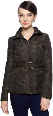 Van Heusen Full Sleeve Printed Women's Quilted Jacket