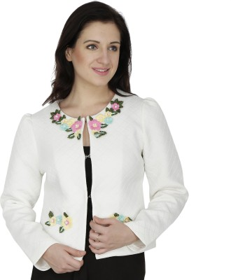 Svt Ada Collections Full Sleeve Embroidered Women's Jacket
