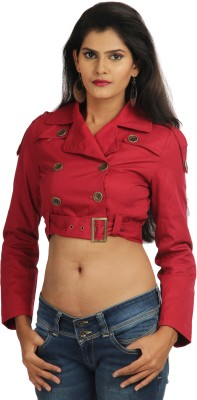 Chic Unique Full Sleeve Solid Women's Jacket