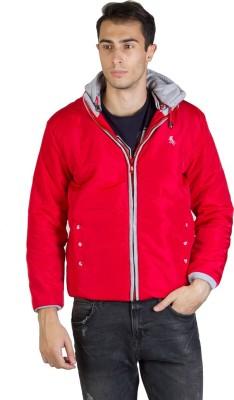 Nomkler Full Sleeve Solid Men's Jacket