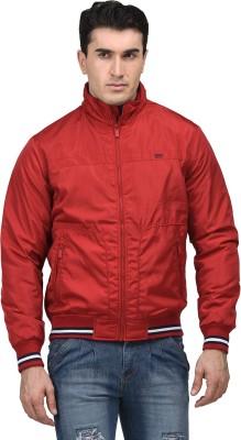Mettle Full Sleeve Solid Men's Jacket