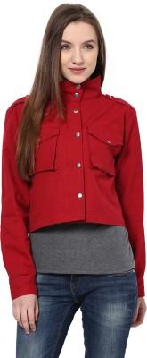 Yepme Full Sleeve Solid Women's Jacket