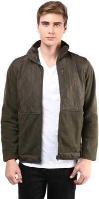 The Vanca Full Sleeve Self Design Men's Jacket