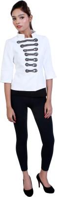 Ameri 3/4 Sleeve Embroidered Women's Jacket