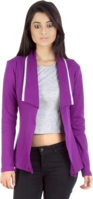 Vea Kupia 3/4 Sleeve Solid Women's Jacket