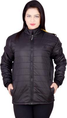 Ico Blue Star Full Sleeve Solid Women's Jacket