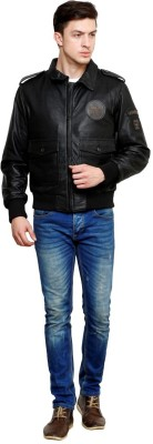 Goguava Full Sleeve Solid Men's Jacket
