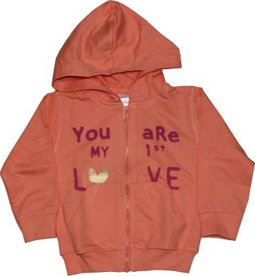 Pink Rabbit Full Sleeve Printed Baby Boy,s Jacket