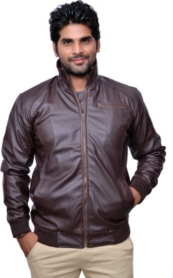 Style In Full Sleeve Solid Men's Jacket
