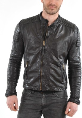 Syedna Full Sleeve Self Design Men's Jacket