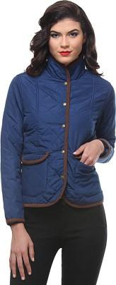 Purys Full Sleeve Solid Women's Jacket