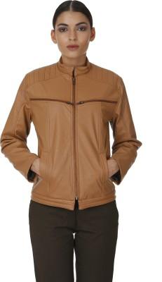 Baba Rancho Full Sleeve Solid Women's Jacket