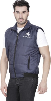 Civil Outfitters Sleeveless Solid Men's Jacket