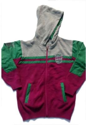 Peridot Club Full Sleeve Woven Boy's Jacket