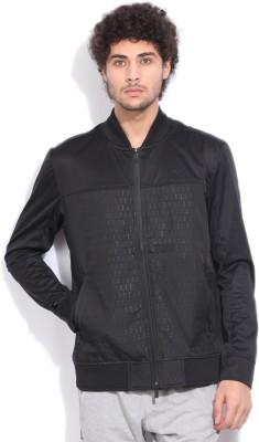 Puma Full Sleeve Self Design Mens Jacket