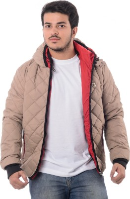 F4u Fashions Full Sleeve Solid Men's Jacket