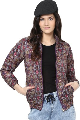 Yepme Full Sleeve Printed Women's Jacket