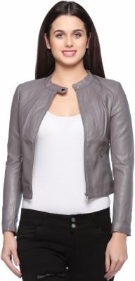 Fasnoya Full Sleeve Solid Womens Jacket