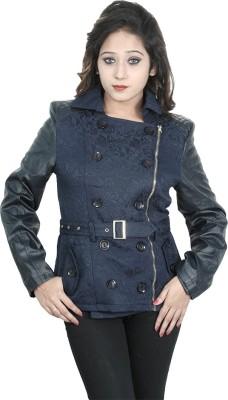 Studio 284 Full Sleeve Solid Women's Jacket